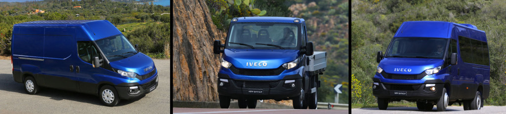 Iveco Daily extensive range