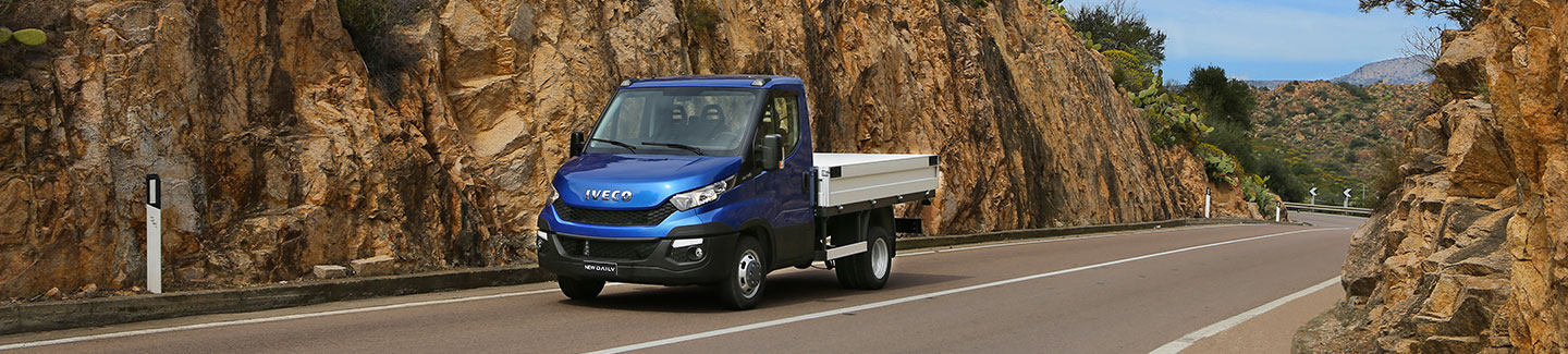 Iveco Daily strong & robust